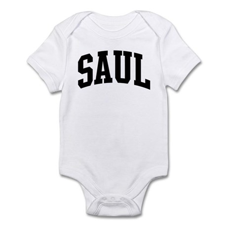 SAUL (curve) Infant Bodysuit
