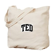 TED (curve) Tote Bag