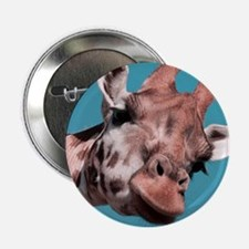 "Funny Wild animal 2.25"" Button"