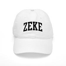 ZEKE (curve) Baseball Cap