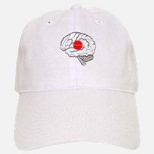 Disconnected Baseball Baseball Cap