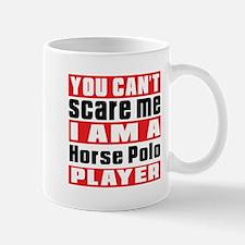I Am Horse Polo Player Mug