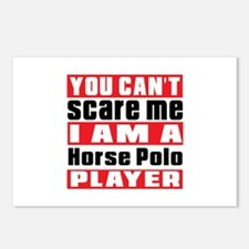 I Am Horse Polo Player Postcards (Package of 8)