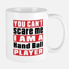 I Am Hand Ball Player Mug