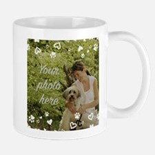 Custom Pet Photo Mugs