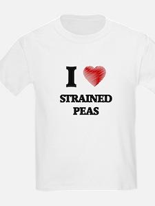 I love Strained Peas T-Shirt