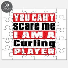 I Am Curling Player Puzzle