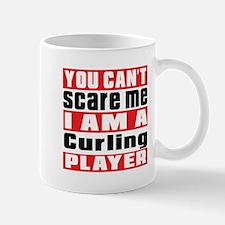 I Am Curling Player Mug