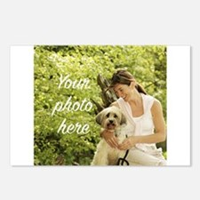 Your Photo Here Postcards (Package of 8)