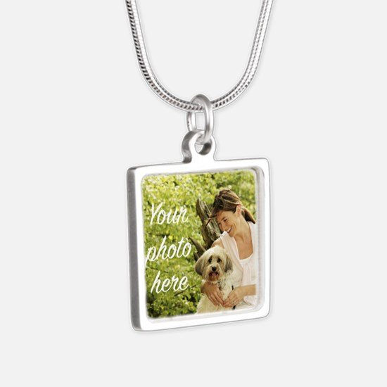 Your Photo Here Necklaces