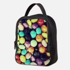 Cracked Candy 1 Neoprene Lunch Bag