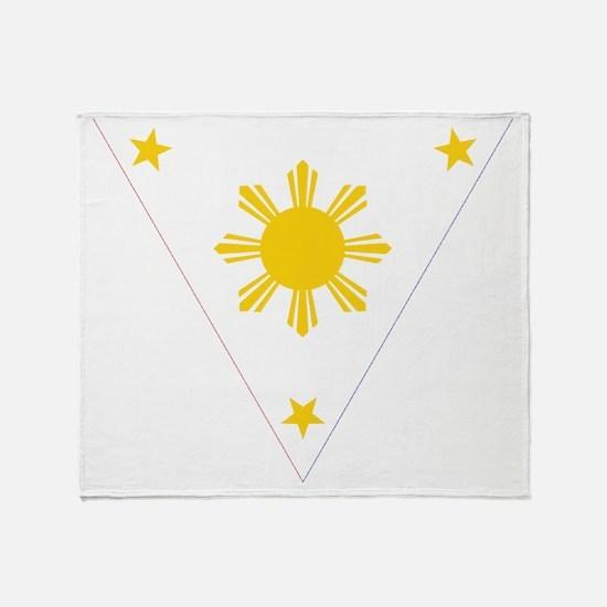 Cool Filipino Throw Blanket