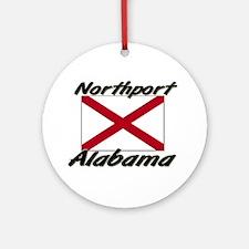 Northport Alabama Ornament (Round)