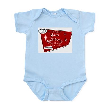 Breastaurant Infant Creeper