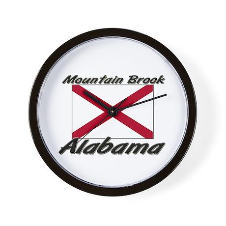 Mount Olive Alabama Wall Clock