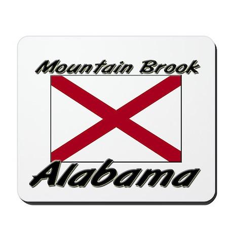 Mount Olive Alabama Mousepad