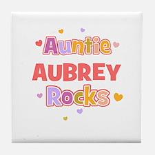 Aubrey Tile Coaster