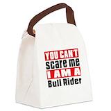 Bull riding Lunch Sacks