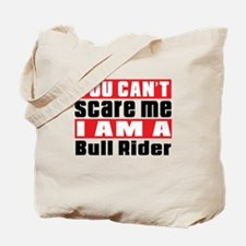 I Am Bull Riding Player Tote Bag