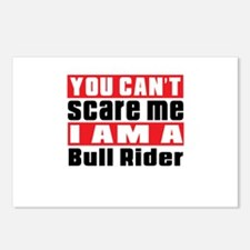 I Am Bull Riding Player Postcards (Package of 8)