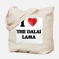 Unique 14th dalai lama Tote Bag