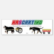 <B>Popular!</B> NASCARTING! Bumper Bumper Bumper Sticker