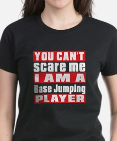 I Am Base Jumping Player Tee