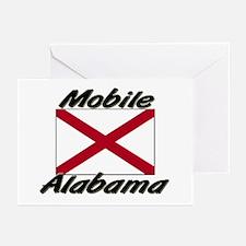 Mobile Alabama Greeting Cards (Pk of 10)