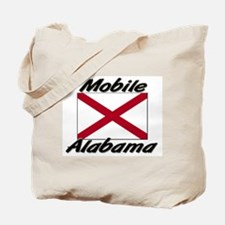 Mobile Alabama Tote Bag