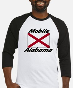 Mobile Alabama Baseball Jersey