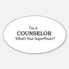 Counselor Decal