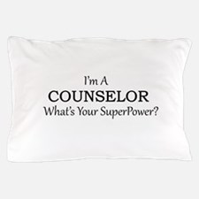 Counselor Pillow Case