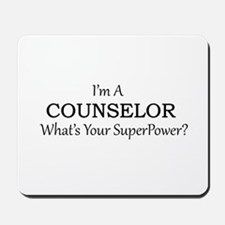 Counselor Mousepad