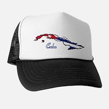 Cool Cuba Trucker Hat