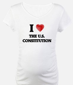 I love The U.S. Constitution Shirt