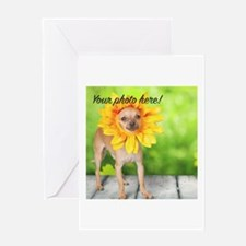 Your Pet Photo Greeting Cards