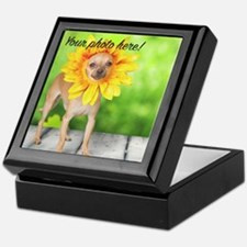Your Pet Photo Keepsake Box
