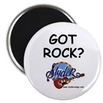 SLYDER ROCKS Magnet