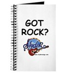 SLYDER ROCKS Journal