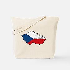 Cool Czech Republic Tote Bag