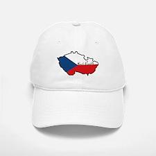 Cool Czech Republic Baseball Baseball Cap