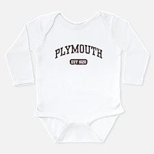 Plymouth Est 1620 Body Suit