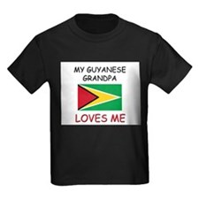 My Guyanese Grandpa Loves Me T-Shirt