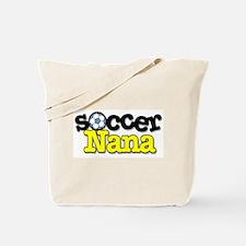 Soccer Nana Tote Bag