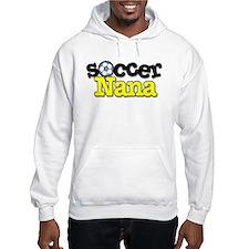 Soccer Nana Hoodie