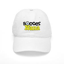 Soccer Nana Baseball Cap