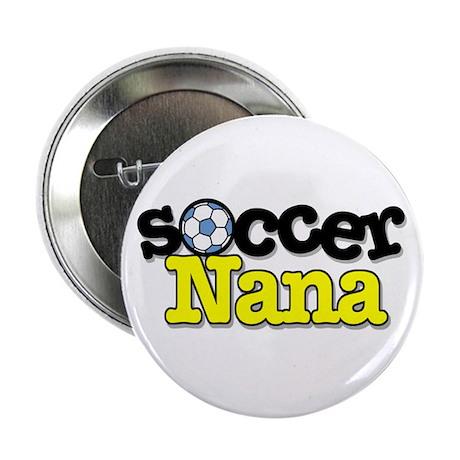 Soccer Nana Button