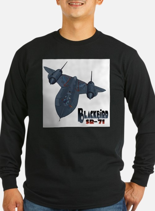 Blackbird-10 Long Sleeve T-Shirt
