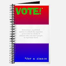 Vote! - democracy (journal)