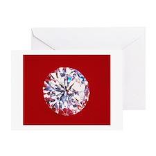 Diamond - Greeting Cards